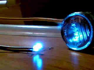 Как самому сделать для автомобиля светодиоды